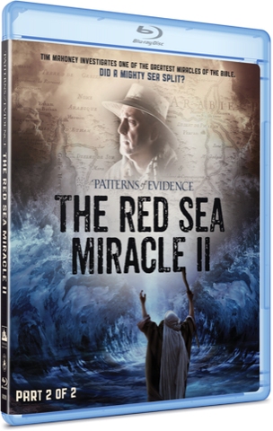 The Red Sea Miracle 2 Blu-ray
