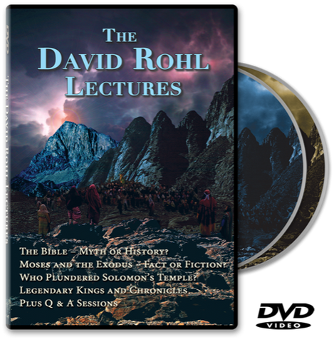 David Rohl Lectures DVD