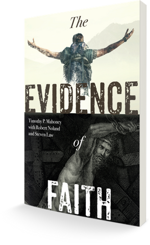 Evidence of Faith Paperback Book