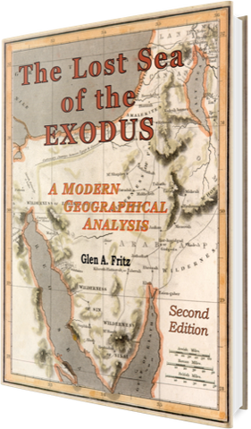 The Lost Sea of the Exodus Hardcover Book