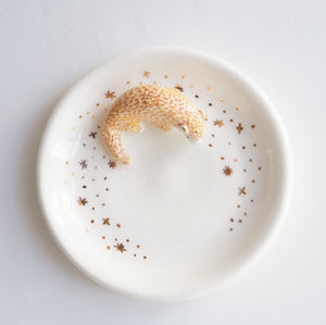 The Baby Pangolin Jewelry Dish