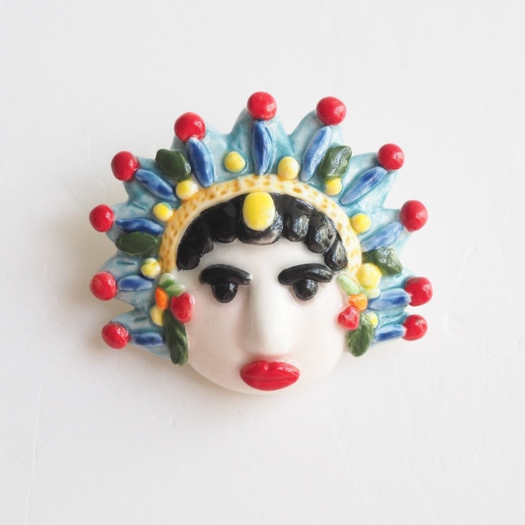 The Chinese Opera Female Pin