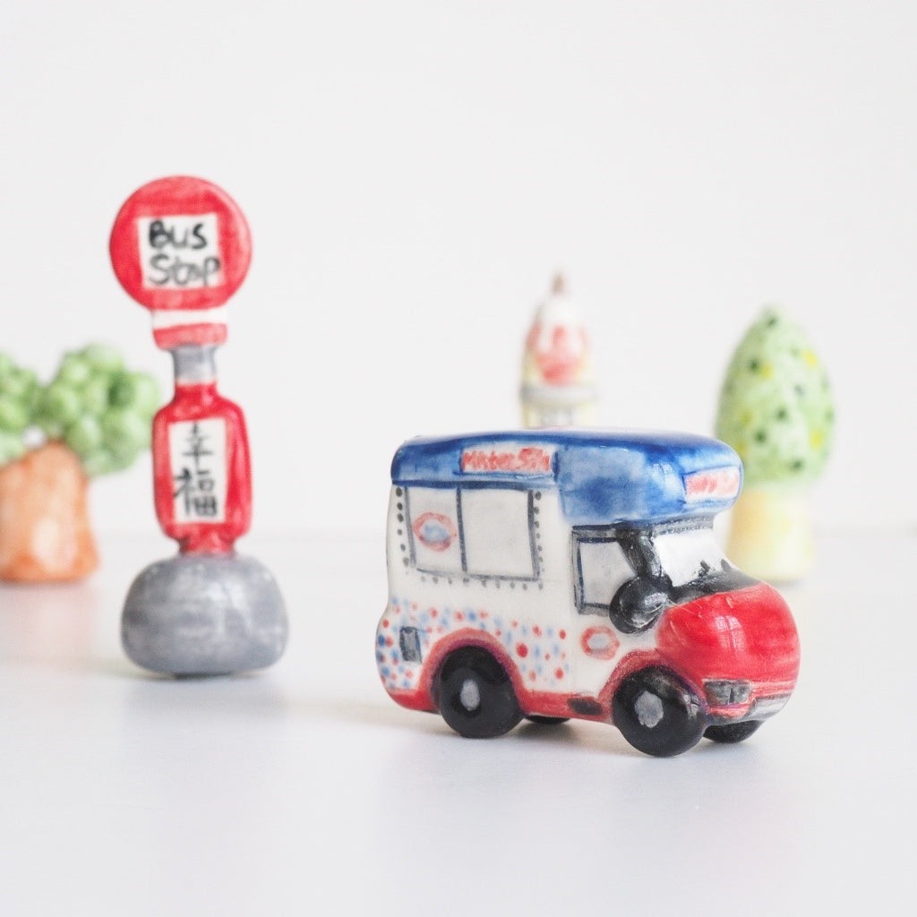 The Hong Kong Ice Cream Truck