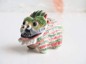 Lion Dance Figure