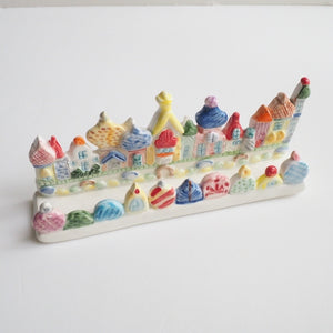 The Magical City Card/Photo Holder