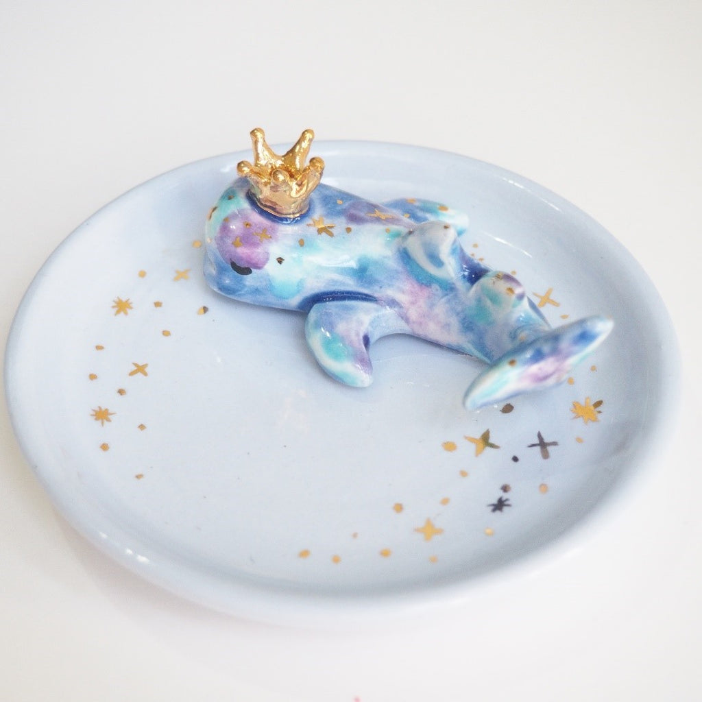 The Baby Whale Shark Jewelry Dish