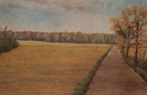 Frank Fidler, Harvest Fields