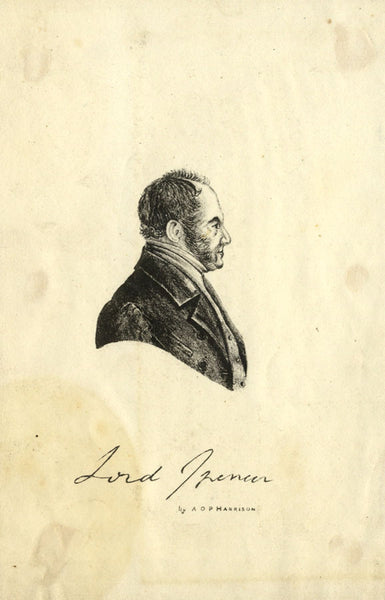 Arthur Prichard Harrison, Lord French - Original 19th-century lithograph print