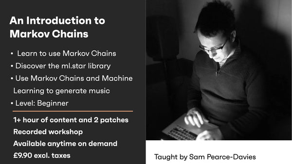 An Introduction to Markov Chains: Machine Learning in Max/MSP