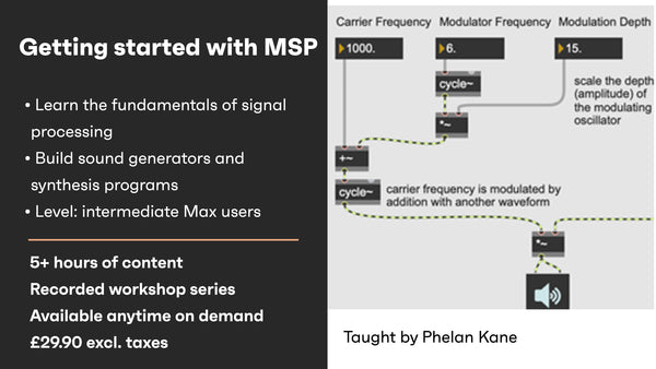 Getting started with MSP