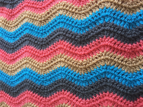 Ripple Blanket Workshop