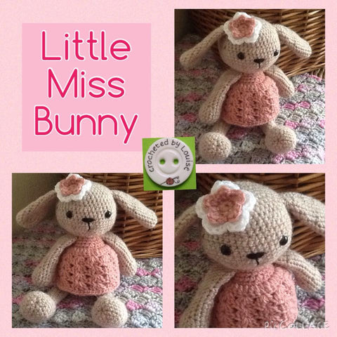 Amigurumi Little Miss Bunny Workshop