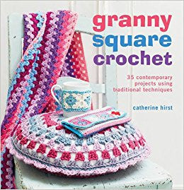 Granny Square Crochet by Catherine Hurst