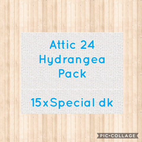 Attic 24 Hydrangea Blanket Colour Pack