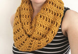 Infinity Scarf Workshop 11th October 2-4pm @The Wool Loft