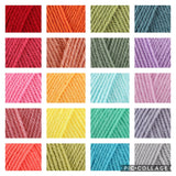 Temperature Blanket Colour Pack