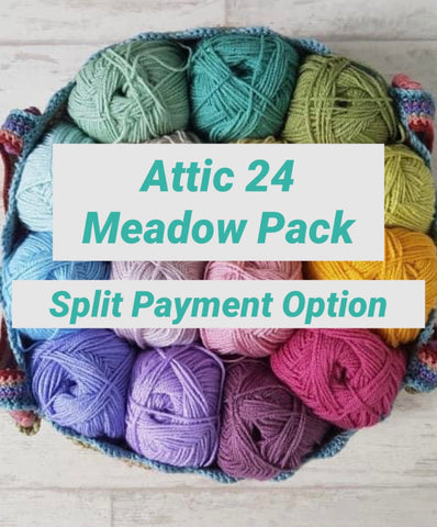 Attic 24 Meadow Colour Pack - Split Payment Option