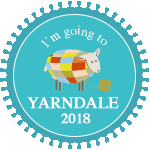 Yarndale Coach Trip deposit - Sunday 30th September 2018