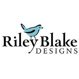 Riley Blake - Fabric and Ribbon