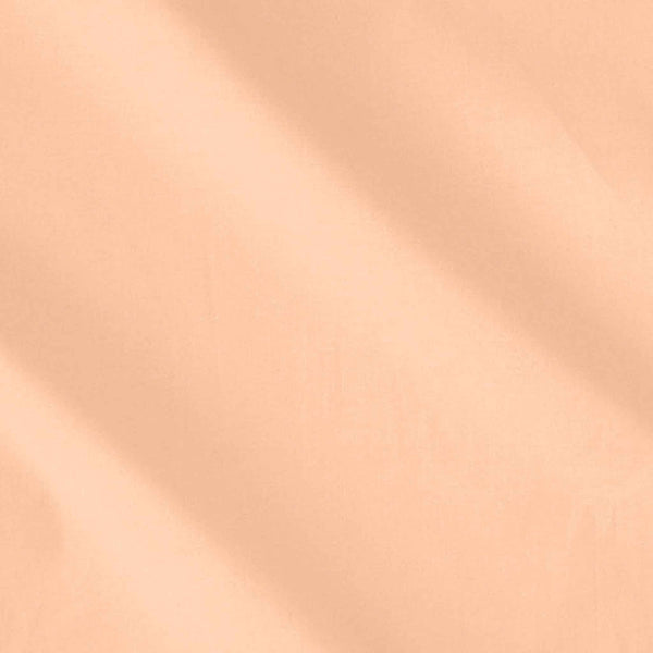 Nude Pink Cotton Fabric by Makower 2000/P71, Spectrum Basics Collection - Fabric and Ribbon
