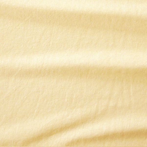Cream Linen Cotton Fabric