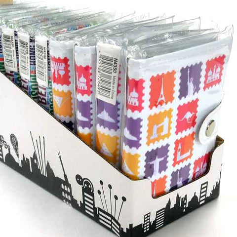 Sew In The City Sewing Kit,  Home Sewing Kit, Travel Sewing Kit, Wallet Style Sewing Kit