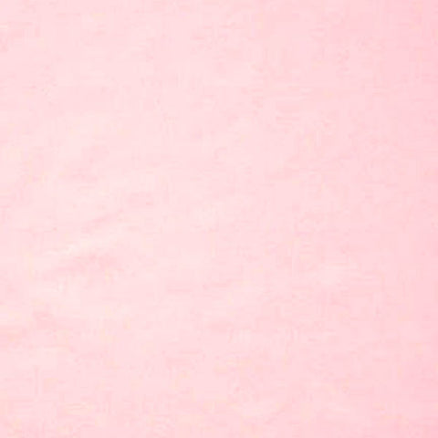 Pale Pink Cotton Fabric by Makower