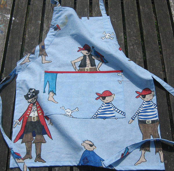 Pirate Child's Apron