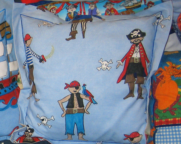 Children's Pirates Cushion