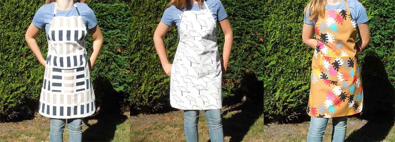 Click for aprons