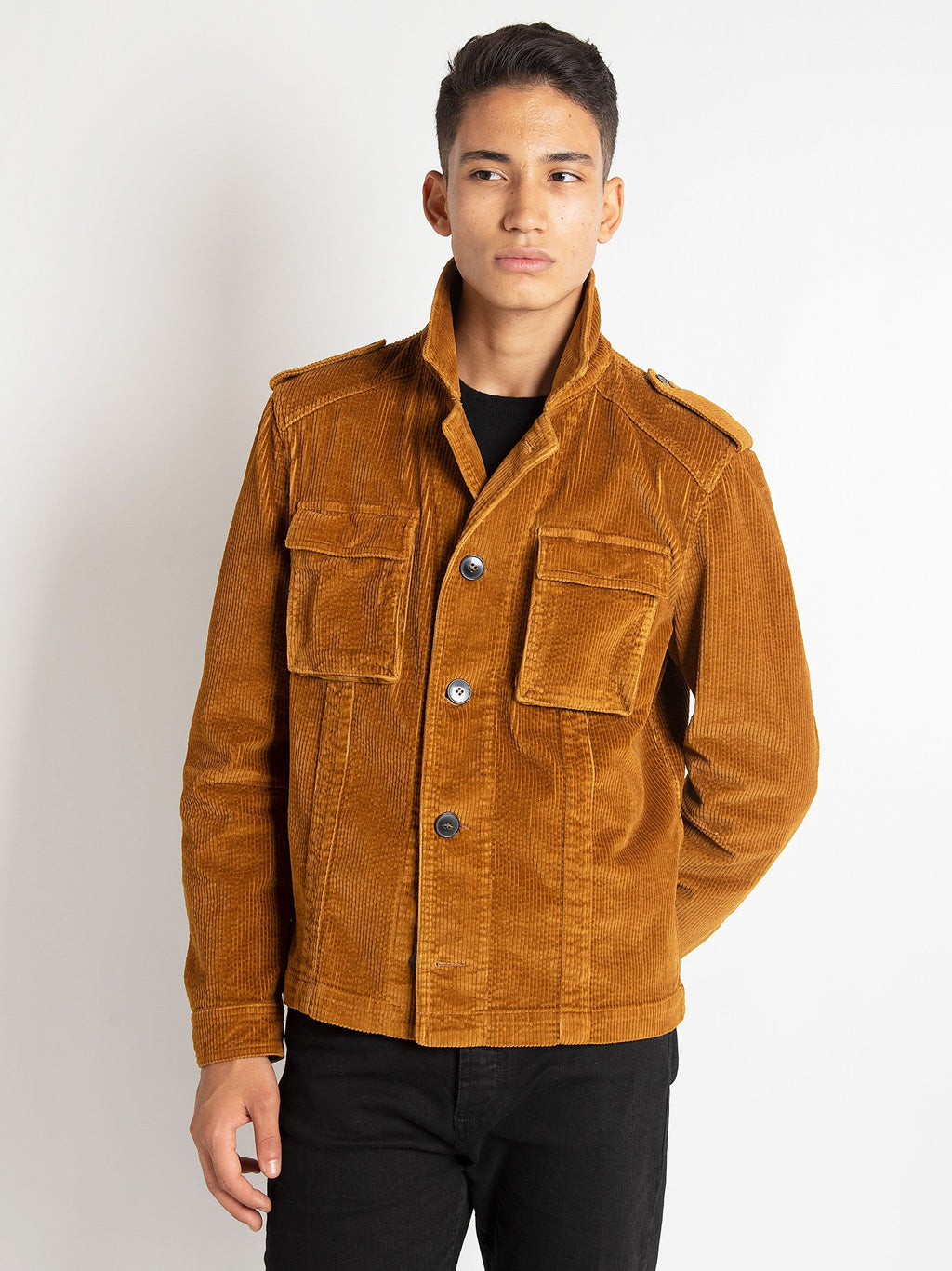Field Jacket 'Togo' - Ocra