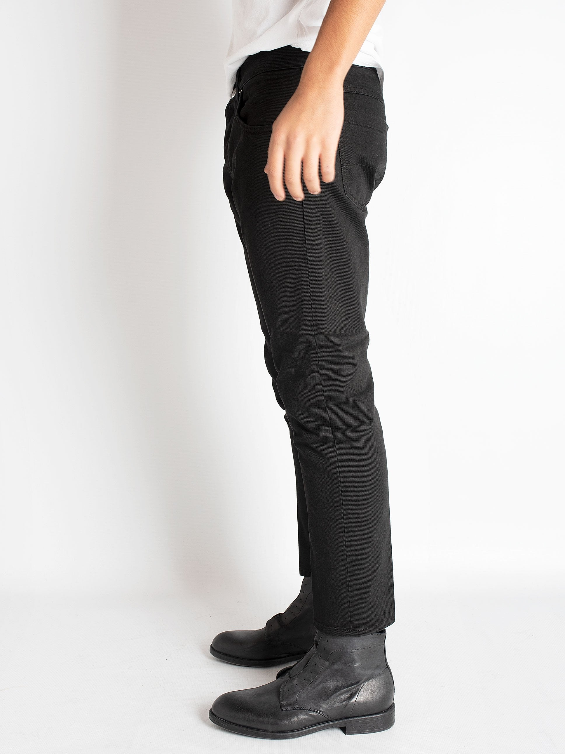 Bull Denim 'Farran' - Nero