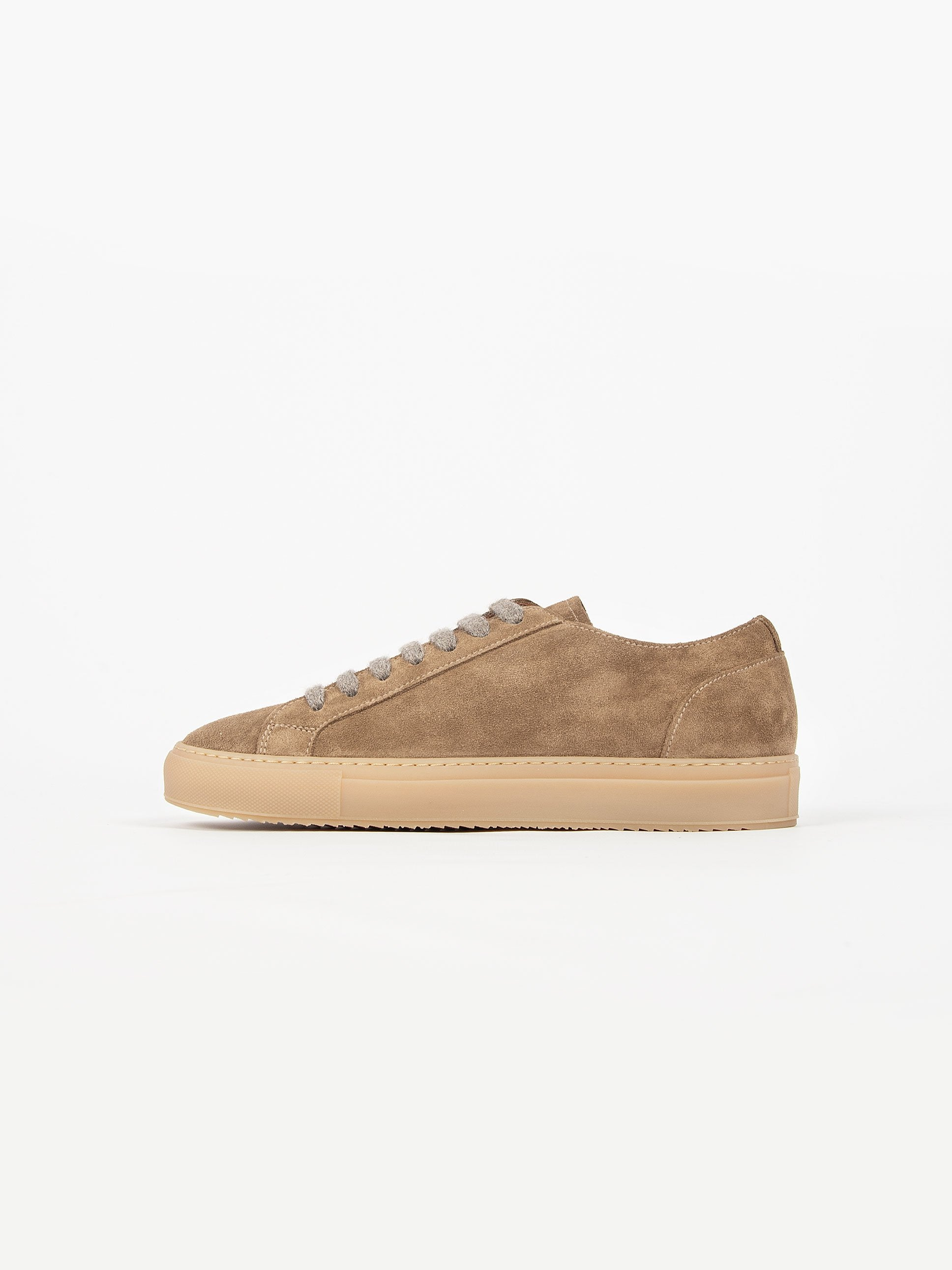 Sneaker Suede - Tabacco