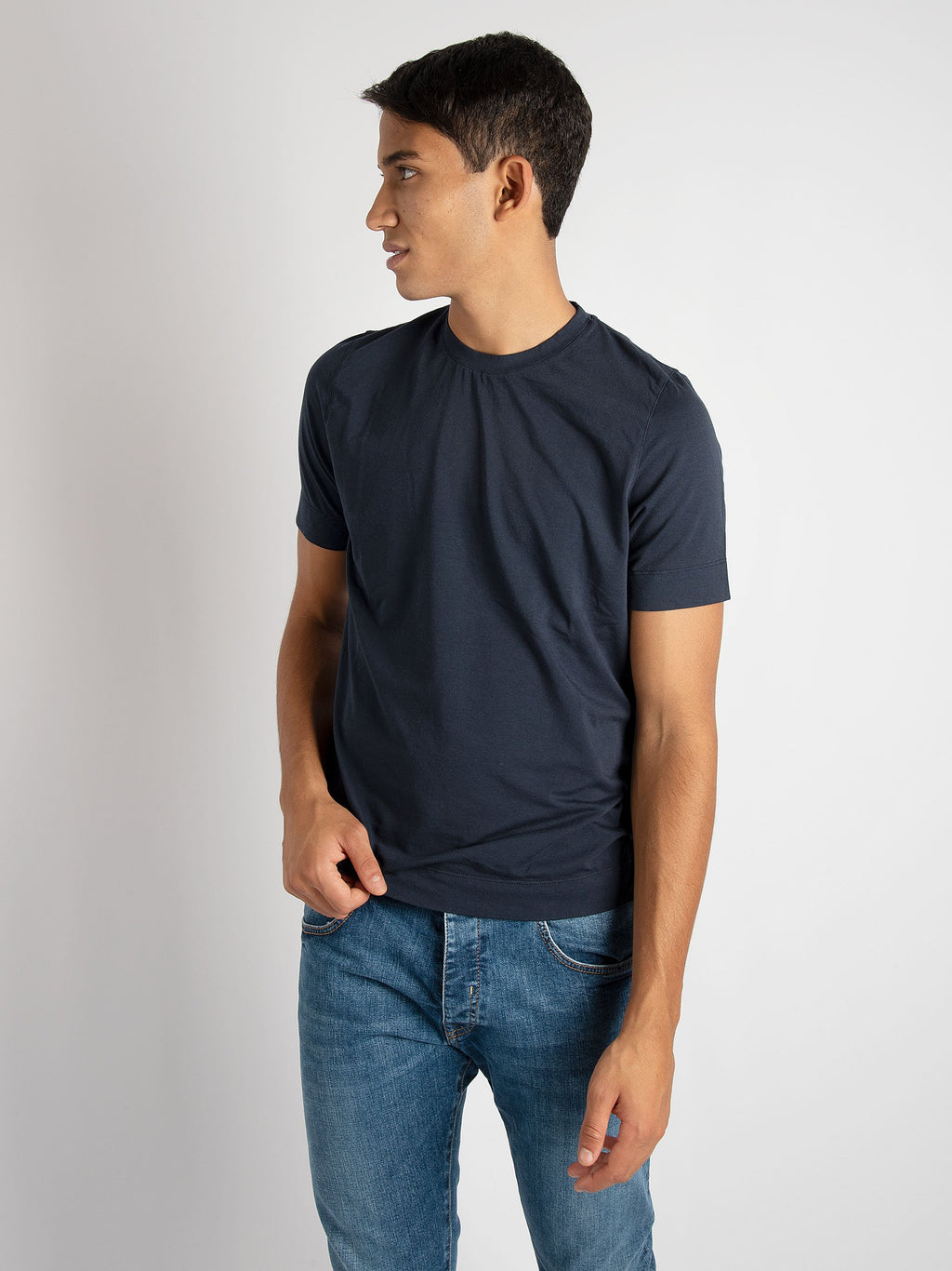T-shirt 'Felpina' - Navy