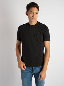 T-shirt 'Felpina' - Nero