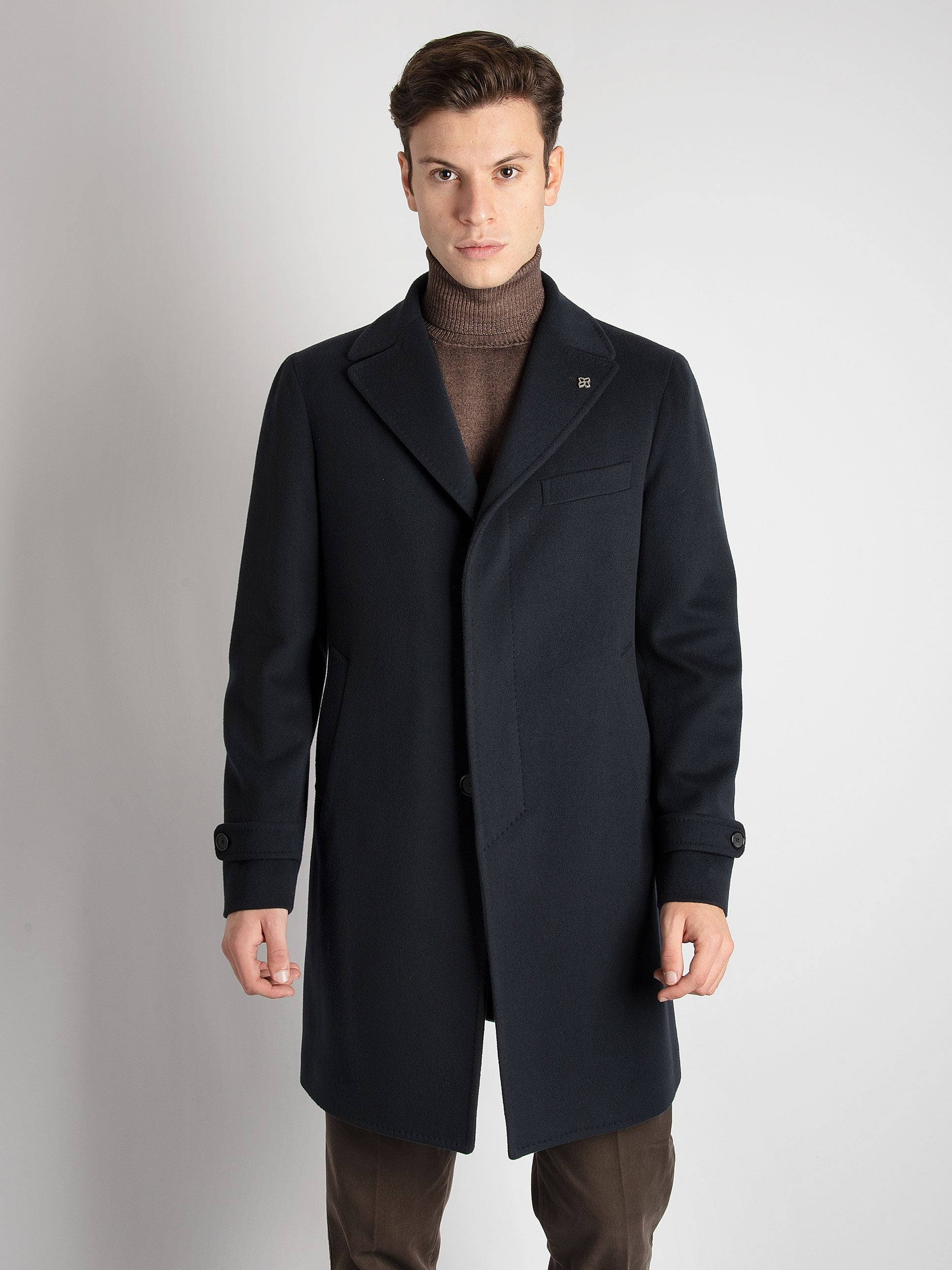 Cappotto 'Thomas' - Blu