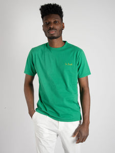 T-shirt 'Garment Dyed' - verde