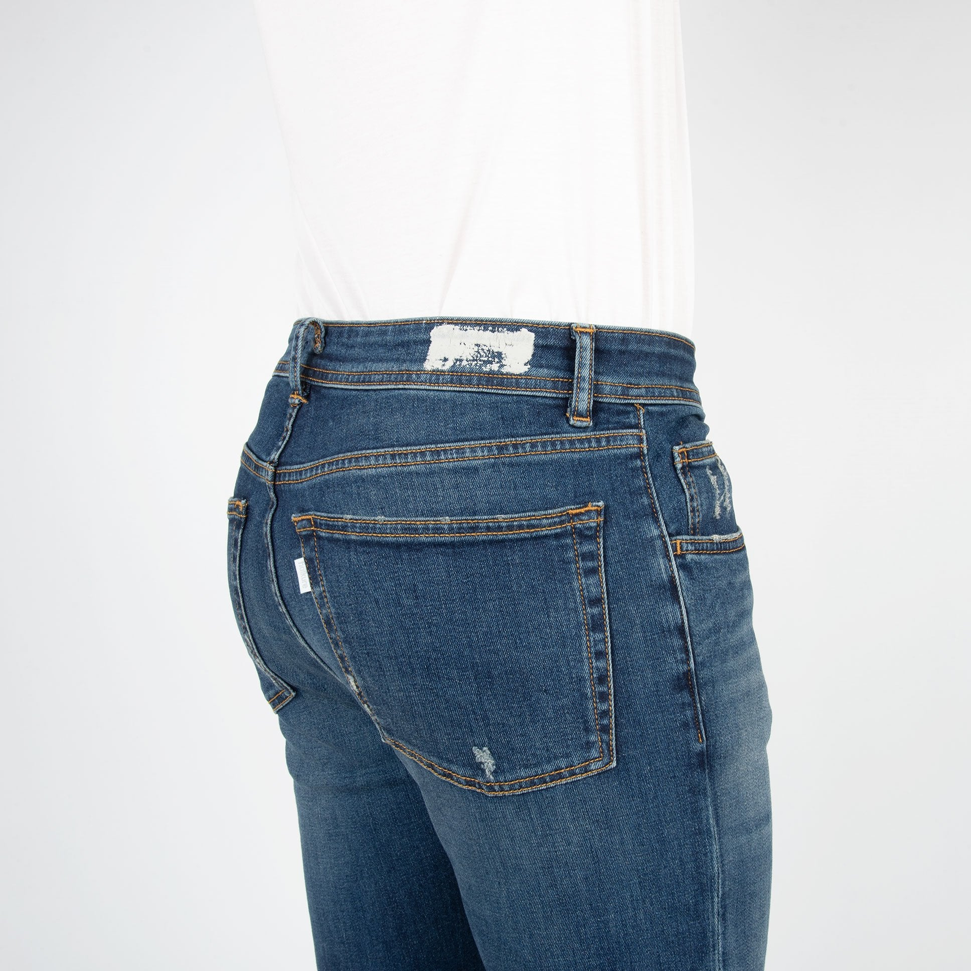 Denim 'Cleveland' - Vintage Scuro