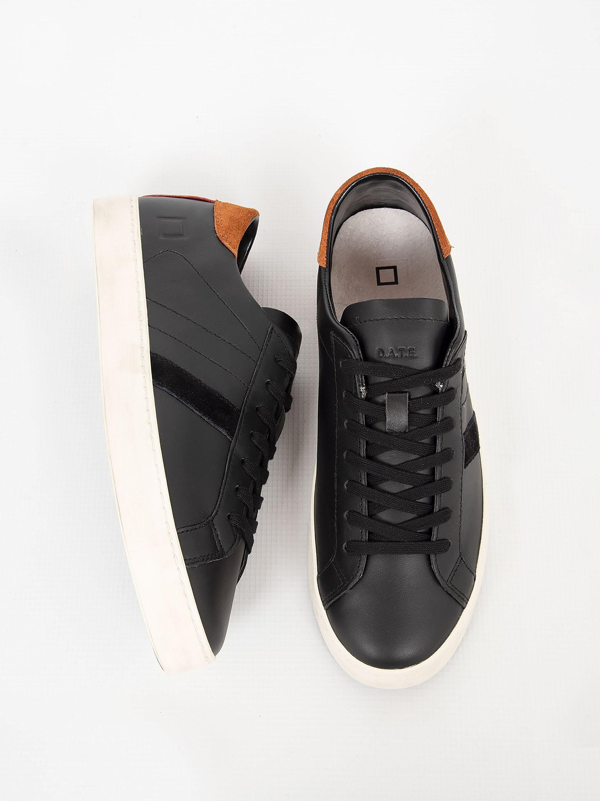 Sneakers 'Hill Low Calf' - Nero