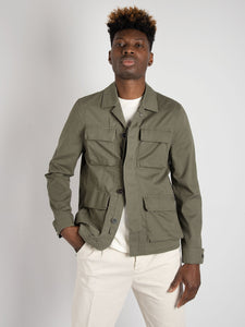Field Jacket 'Guido' - Verde Militare