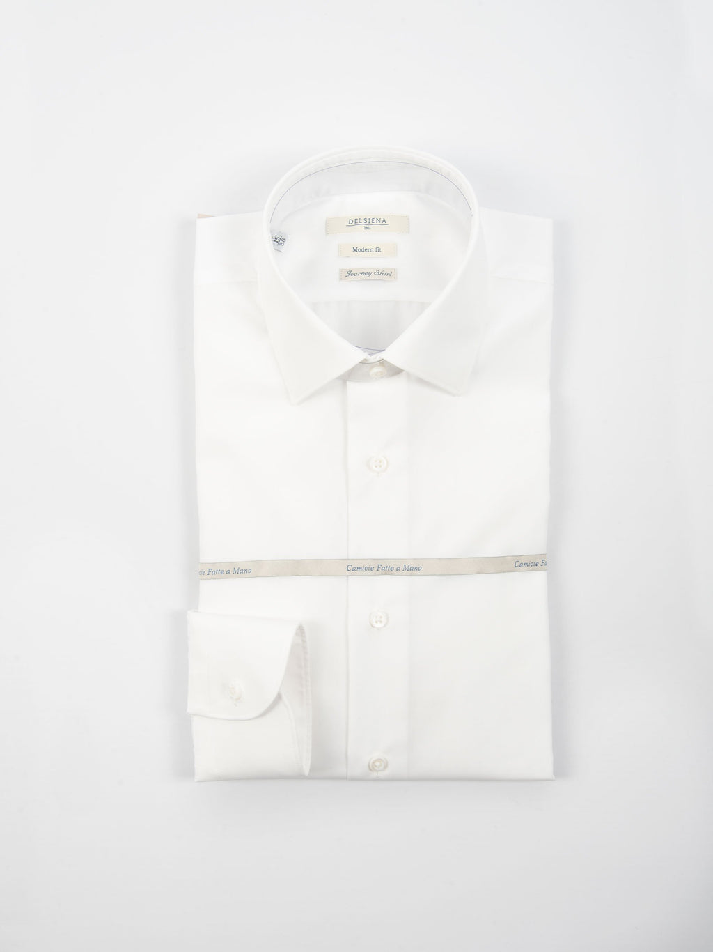 Camicia 'Journey Shirt' - Bianco