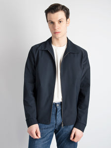 Golf Jacket - Blu Notte