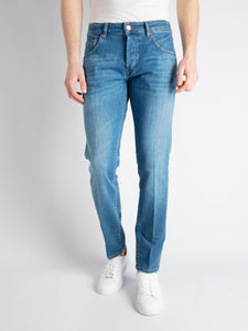 Denim 'Milano' -  Denim Medio
