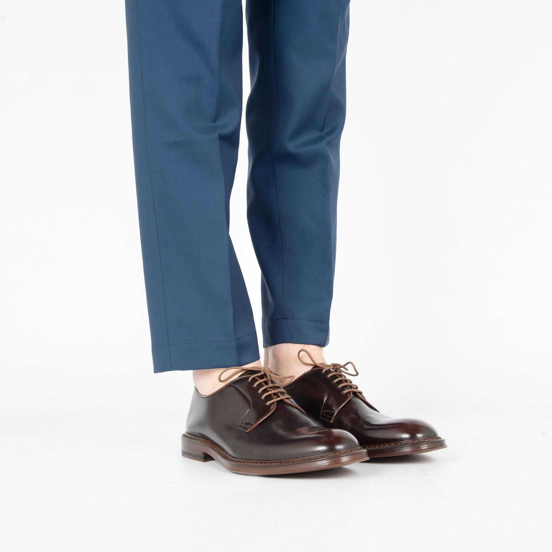 Chino 'Leisure II' Frescolana - Blu Navy