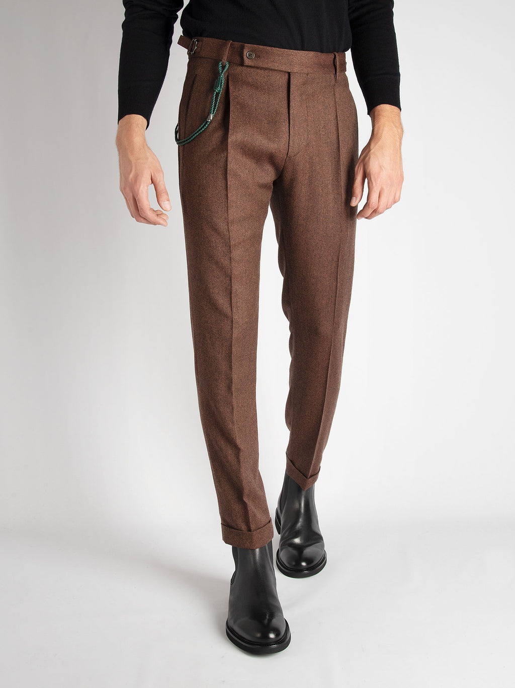 Pantalone 'Retro' - Ruggine