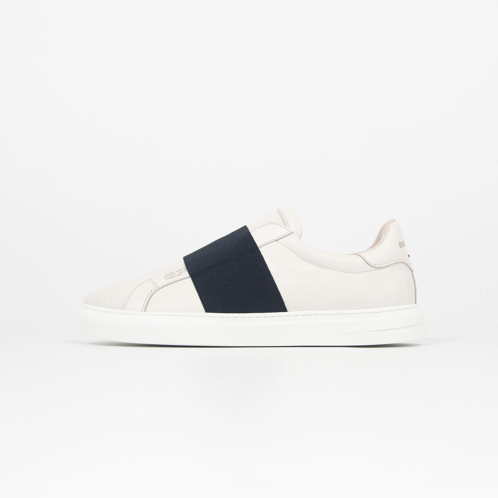 Sneakers Slipon - Bianco/Blu