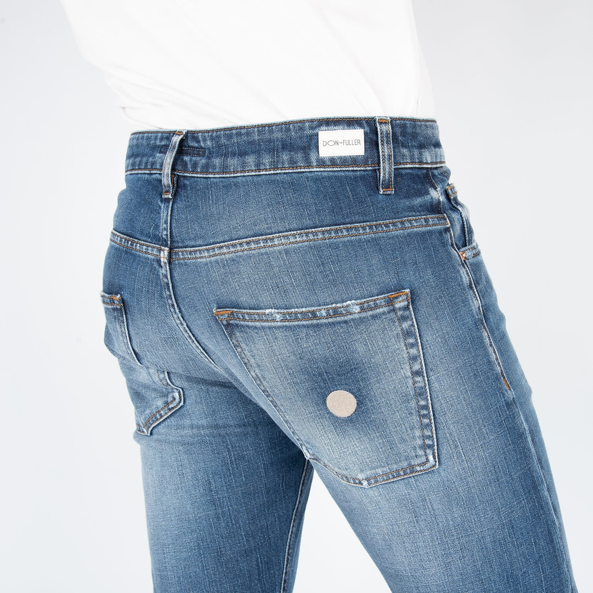 Denim 'New York' - Vintage Scuro