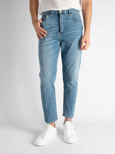 Denim 'Dollar'-  Denim Medio