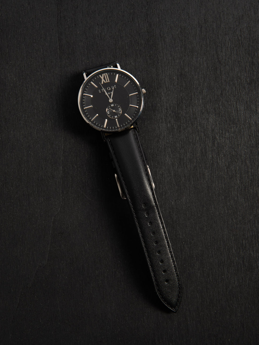 Orologio 'New One' - Nero