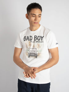 T-shirt Bad Boys - Bianco